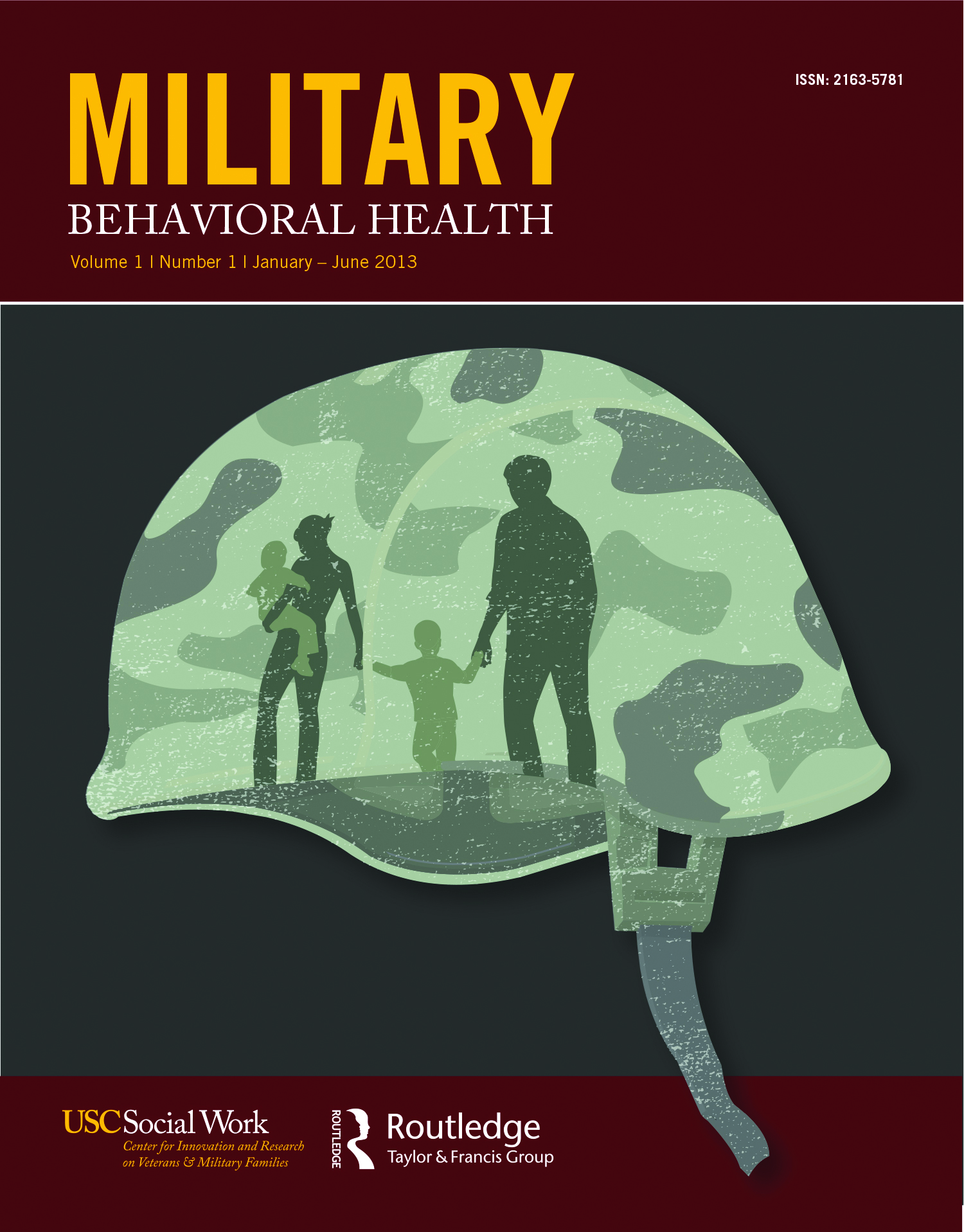 USC CIR Journal Military Behavioral Health Journal