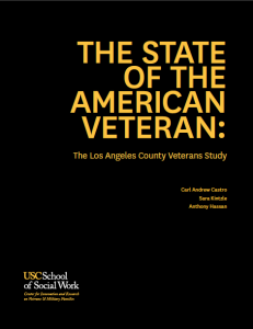 The State of the American Veteran: LA County Veterans Study