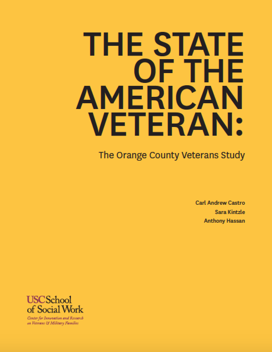 usc cir – orange county veterans study