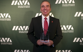 Anthony Hassan at IAVA's 6th Annual Heroes Celebration, May 6, 2014 (Courtesy of IAVA)