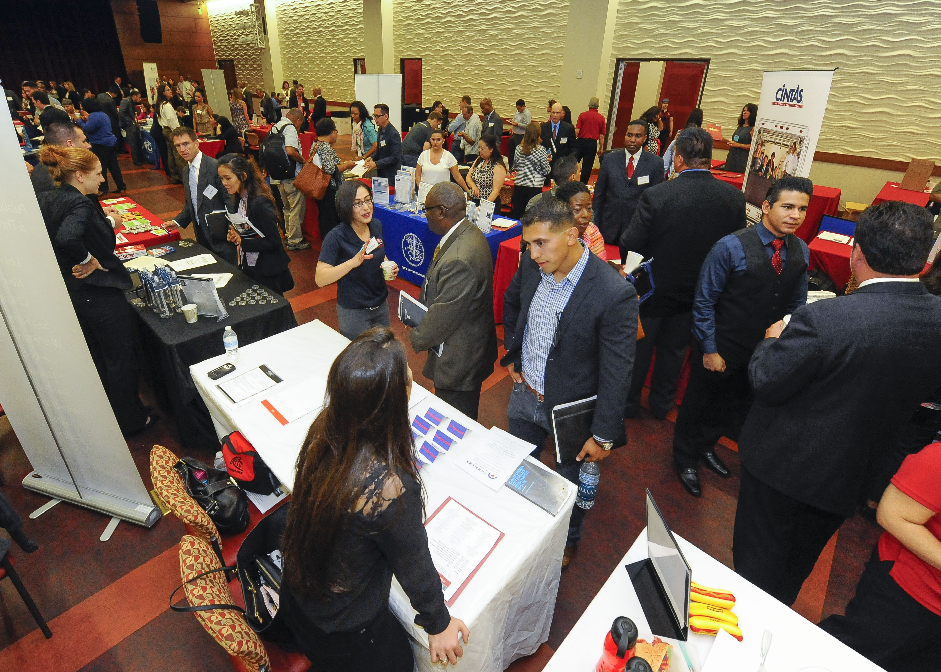USC Veterans Career Event