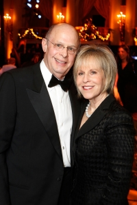 Mark and Pamela Mischel (Photo credit/Steve Cohn Photography)