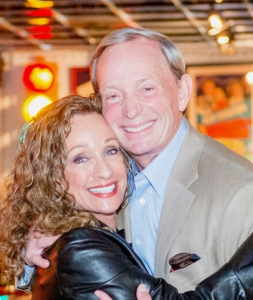 Amy and Chuck Spielman (photo/courtesy of Amy Spielman)