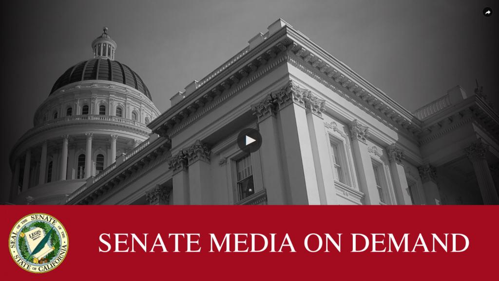senate on demand